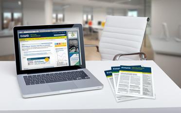 EUWID Wirtschaftsnachrichten epaper online & Print