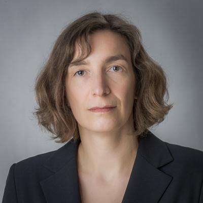 EUWID Redakteur Eva Riebeling