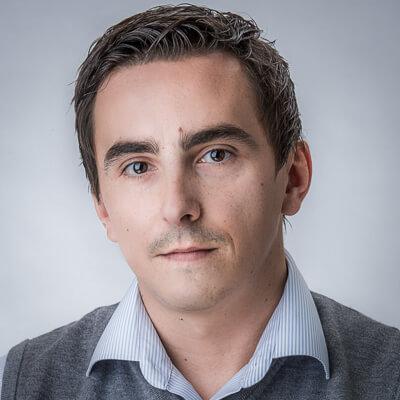 EUWID Redakteur Igor Dugandzic