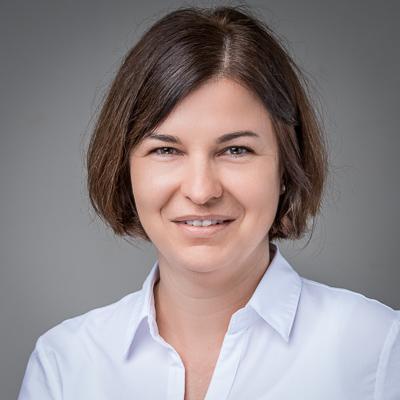EUWID Editor Nadine Bartl