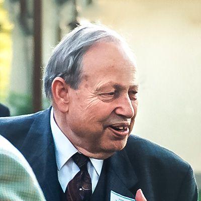 2001 EUWID Geschichte Geschäftsführer Dr. Casimir Katz