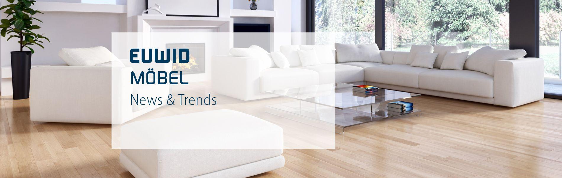 EUWID Möbel furniture englisch