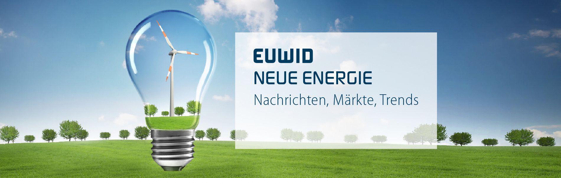EUWID Neue Energie, Energiewende & Energiepolitik