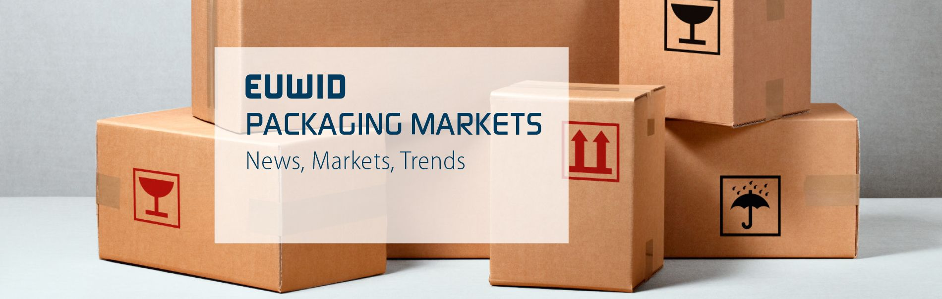 EUWID Packaging Markets - News, Markets & Trends