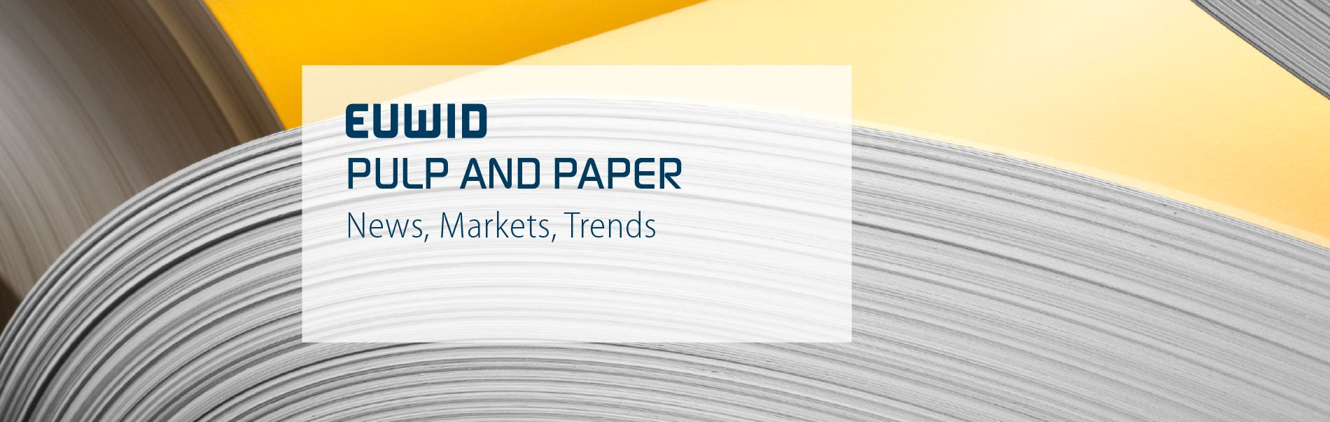 EUWID Pulp and Paper - News, Markets & Trends