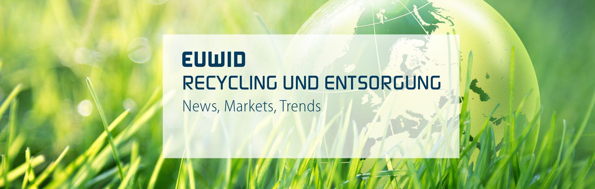 EUWID Recycling und Entsorgung waste englisch