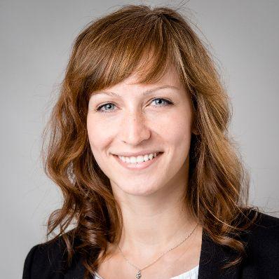 EUWID Redakteurin Kristina Richter