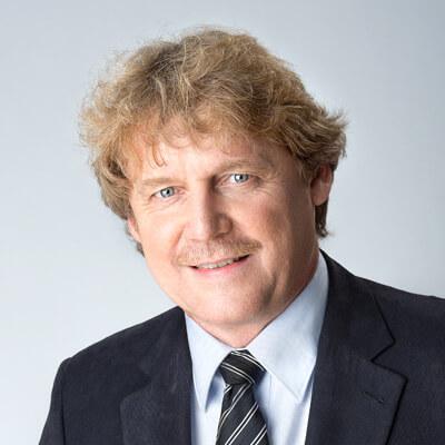 EUWID Vertriebsleiter Horst Wannemacher