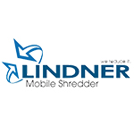 Corporate client Lindner mobile shredder