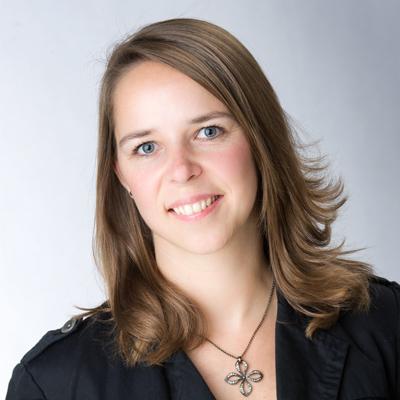 EUWID Redakteurin Carina Wilfer